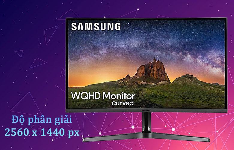 Màn hình LCD LG 31.5'' 32GN600-B.ATV | Độ phân giải 2560 x 1440px