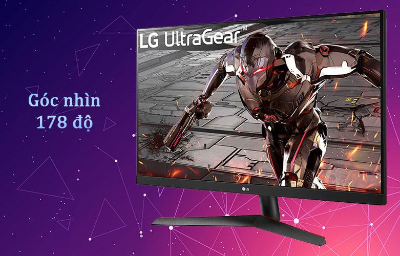 Màn hình LCD LG 31.5'' 32GN600-B.ATV | Góc nhìn 178 độ