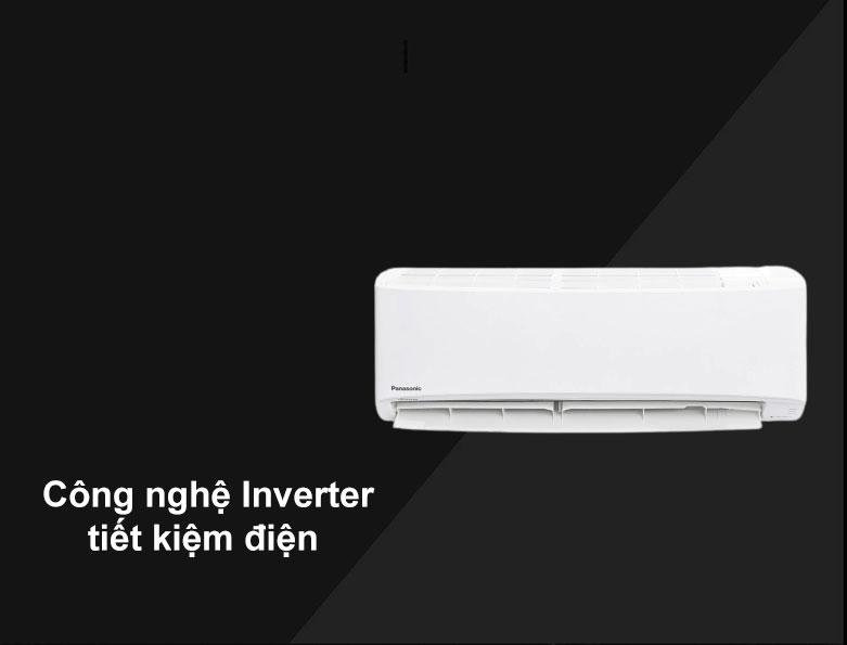 Máy lạnh Panasonic Inverter 1.5 HP CU/CS-XPU12WKH-8   Công nghệ tiết kiệm điện