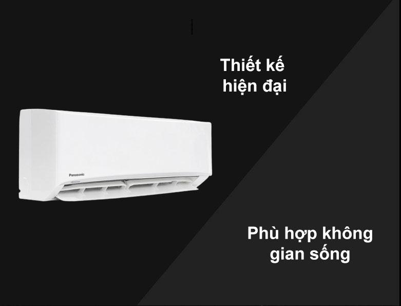 Máy lạnh Panasonic Inverter 1.5 HP CU/CS-XPU12WKH-8   Thiết kế hiện đại