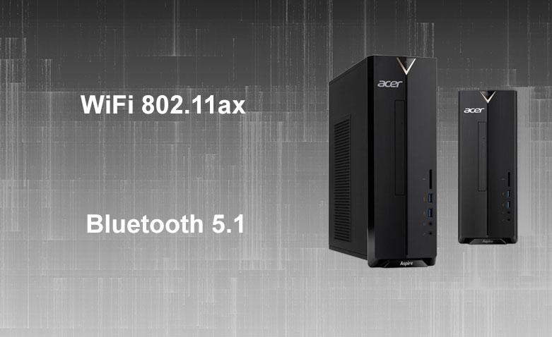 PC Acer AS XC-895 | Khả năng kết nối nhanh