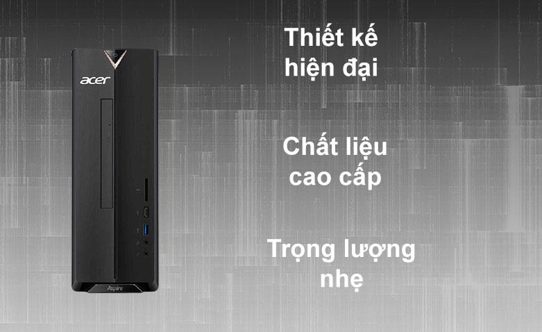 PC Acer AS XC-895 | Thiết kế hiện đại