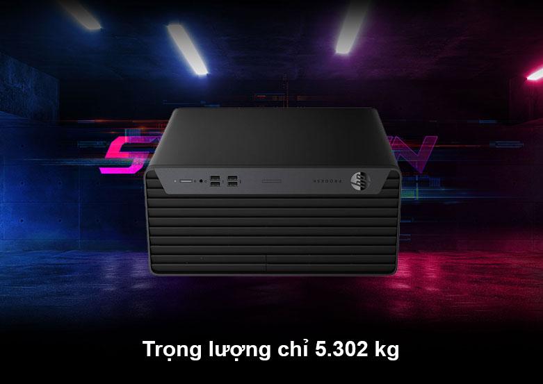 PC HP ProDesk 400 G7 MT | Trọng lượng nhỏ gọn