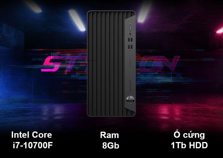 PC HP ProDesk 400 G7 MT | Hiệu năng mạnh mẽ