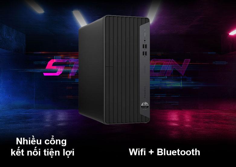 PC HP ProDesk 400 G7 MT | Nhiều cổng kết nối tiện lợi