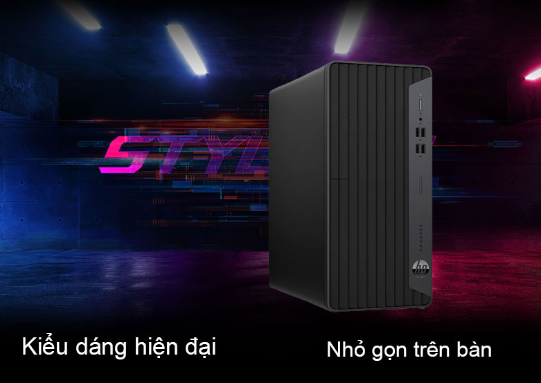 PC HP ProDesk 400 G7 MT | Thiết kế hiện đại