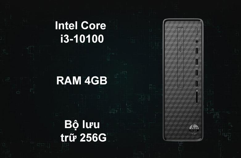 PC HP S01-pF1142d | Cấu hình mạnh mẽ
