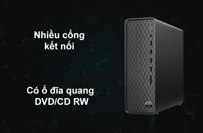 PC HP S01-pF1142d | Nhiều cổng kết nối