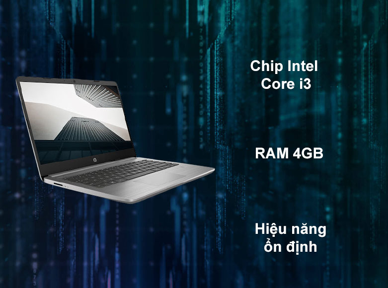 Laptop HP 340s G7 | Hiệu năng ổn định