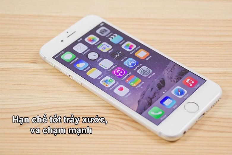 Miếng dán cường lực Pisen Glass Screen iPhone 6/7/8 | Hạn chế trầy xước