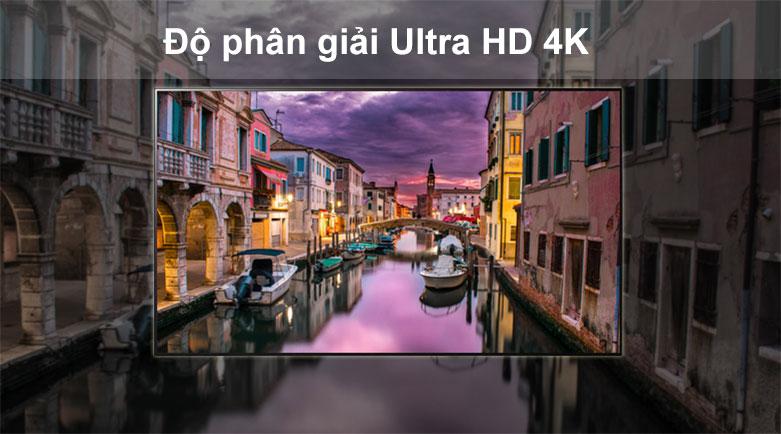 Smart Tivi OLED LG 4K 65 inch 65CXPTA | Độ phân giải Ultra HD 4K