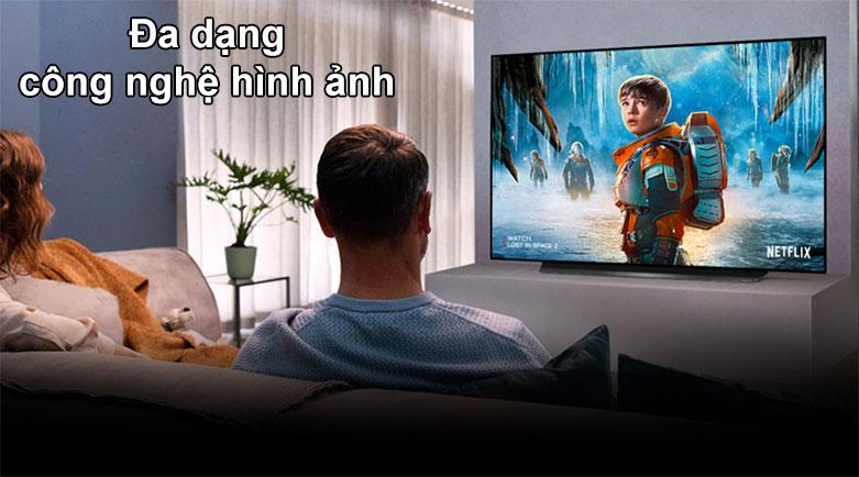Smart Tivi OLED LG 4K 65 inch 65CXPTA | Đa dạng công nghệ hình ảnh