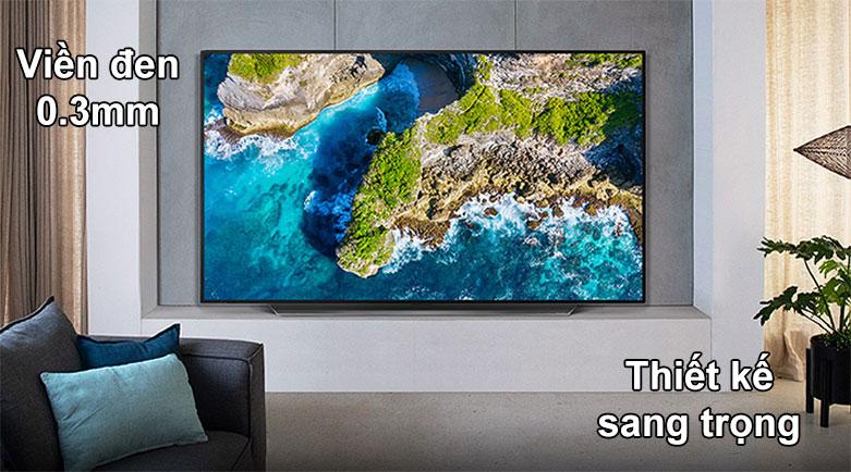 Smart Tivi OLED LG 4K 65 inch 65CXPTA | Thiết kế sang trọng