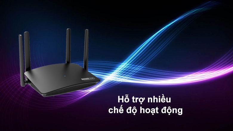 Thiết bị mạng Totolink Router A720R | Hỗ trợ nhiều chế độ hoạt động