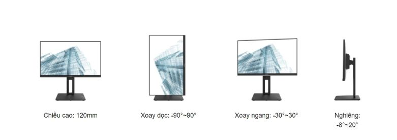 Màn hình LCD MSI MP242 | Màn hình 23.8 inch