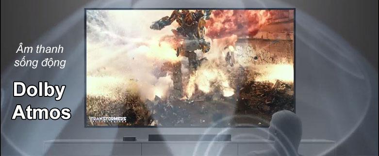Apple TV 4K 64GB MP7P2ZA/A | Âm thanh sống động