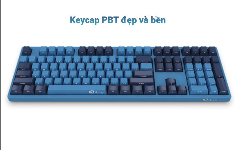 Bàn phím cơ AKKO 3108 SP (Side-printed) Ocean Star Cherry Switch (Blue) | Keycap PBT đẹp và bền