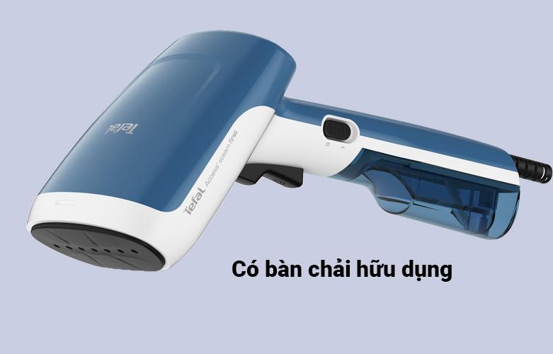 Bàn ủi hơi nước cầm tay dạng du lịch Tefal DT6130E0   Bnà chải hữu dụng
