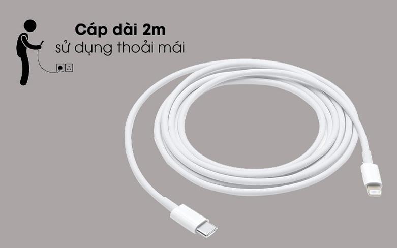 Cáp Sạc APPLE USB-C CHARGE (2M) (MLL82ZP/A) | Cáp dài 2m