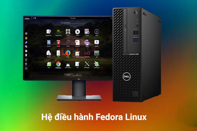 Máy tính để bàn Dell OptiPlex 3080 SFF | Hệ điều hành