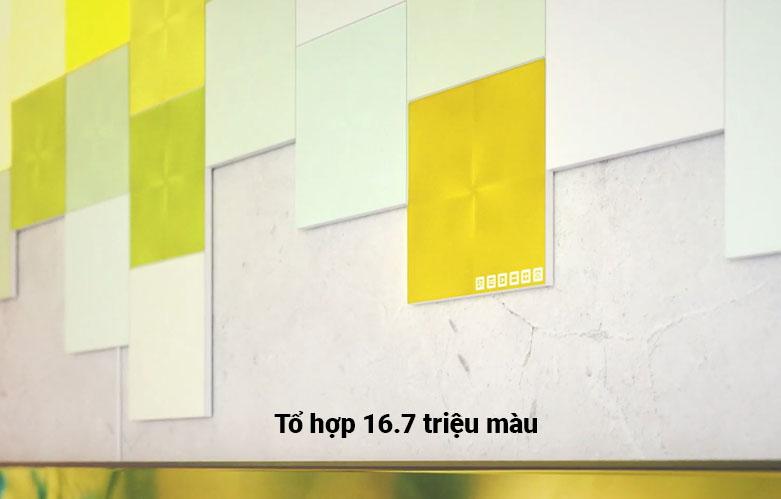 Đèn thông minh Nanoleaf Canvas Smarter Light Kit (NL29-0002SW-9PK)   Tổng hợp 16.7 triệu màu