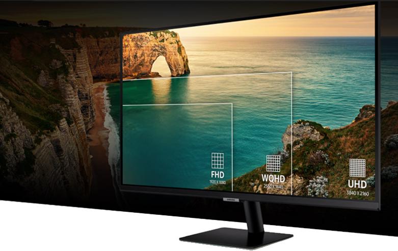 Màn hình LCD SAMSUNG LS32AM700   Màn hình rộng