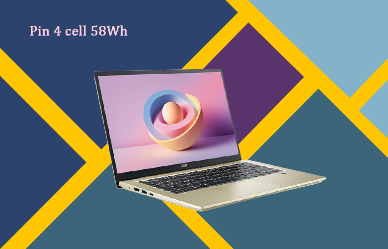 Laptop Acer Swift 3 SF314-510G-57MR | Pin 4 cell 58Wh