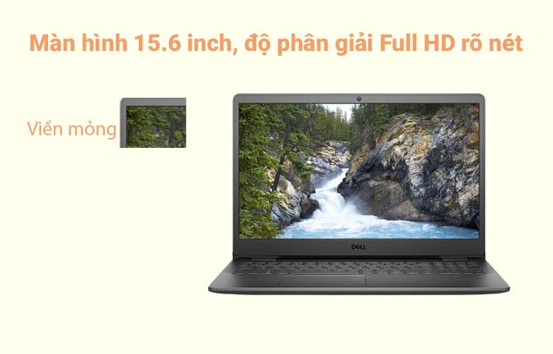Laptop Dell Vostro 15 3500 (3500-7G3982) (i7-1165G7) (Đen) | Màn hình 15.6 inch