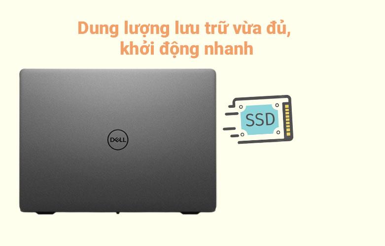 Laptop Dell Vostro 15 3500 (3500-7G3982) (i7-1165G7) (Đen) | Dung lượng lưu trữ vừa đủ