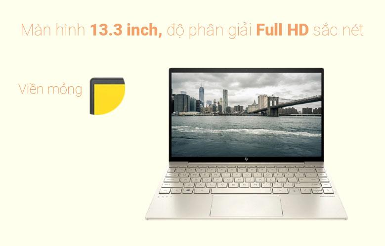Laptop HP Envy 13-ba1027TU (2K0B1PA) (i5-1135G7) (Vàng)   Màn hình 13,3 inch