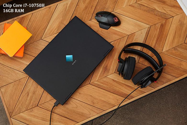 Laptop HP Omen 15-ek0079TX 26Y69PA (i7-10750H) (Bạc) | Chip Core i7
