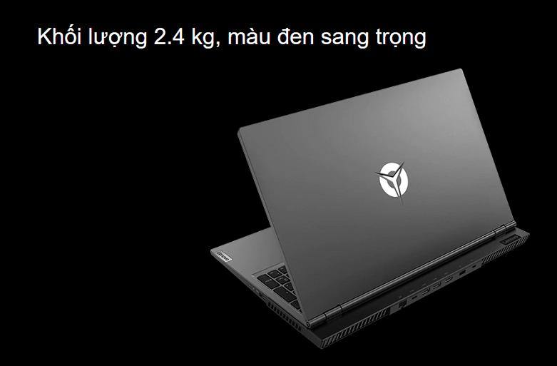 Laptop Lenovo Legion 5P 15IMH05-82AY003EVN   Khối lượng 2,4Kg