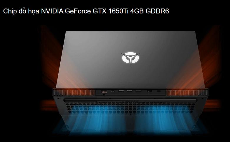 Laptop Lenovo Legion 5P 15IMH05-82AY003EVN   Chip đồ họa hiện đại