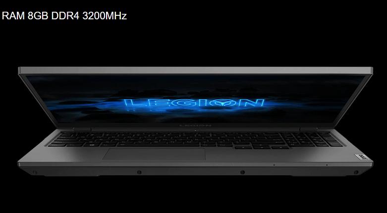 Laptop Lenovo Legion 5P 15IMH05-82AY003EVN   Đa nhiệm mượt mà