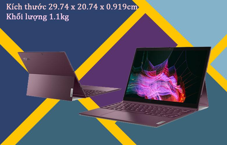 Laptop Lenovo Yoga Duet 7 13IML05-82AS009AVN i5-10210U | Thiết kế đẳng cấp linh hoạt