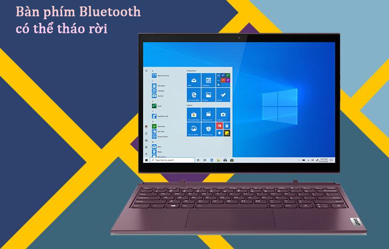 Laptop Lenovo Yoga Duet 7 13IML05-82AS009AVN i5-10210U | Bàn phím Bluetooth có thể tháo rời