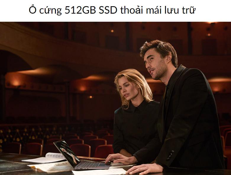 Laptop Lenovo Yoga Slim 7 14ITL05-82A3002QVN | Lưu trữ thoai rmái