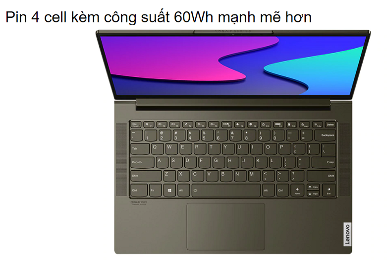 Laptop Lenovo Yoga Slim 7 14ITL05-82A3002QVN | Pin 4 cell