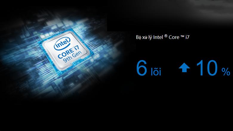 Laptop MSI Thin GF63 10SC-020VN (i7-10750H) (Đen) | Hiệu năng manh mẽ
