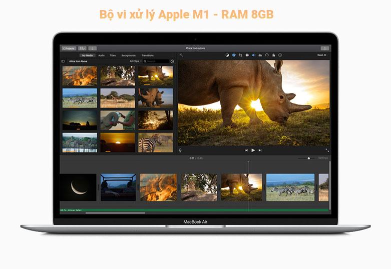 "Laptop MacBook Air 2020 13.3"" MGND3SA/A | Bộ xử lý Apple M1"