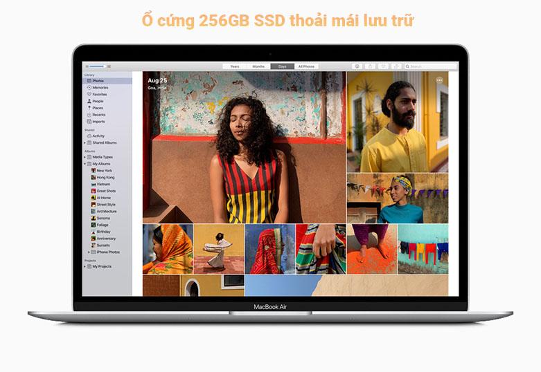 "Laptop MacBook Air 2020 13.3"" MGND3SA/A | Ổ cứng 256GB"