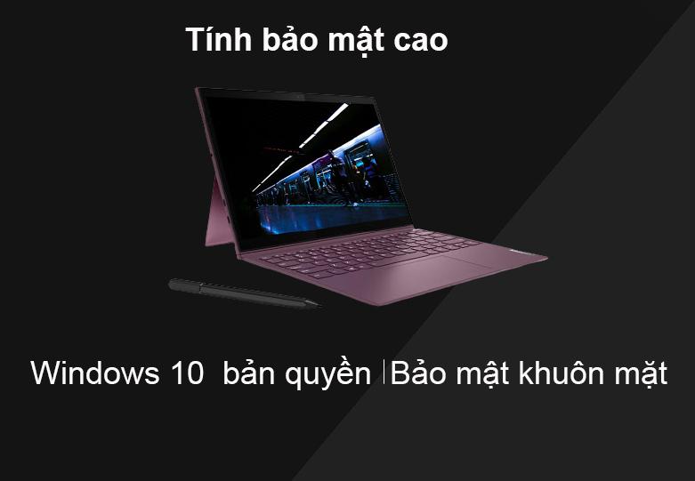 Laptop Lenovo Yoga Duet 7 13IML05-82AS009BVN | Tính bỏ mật cao