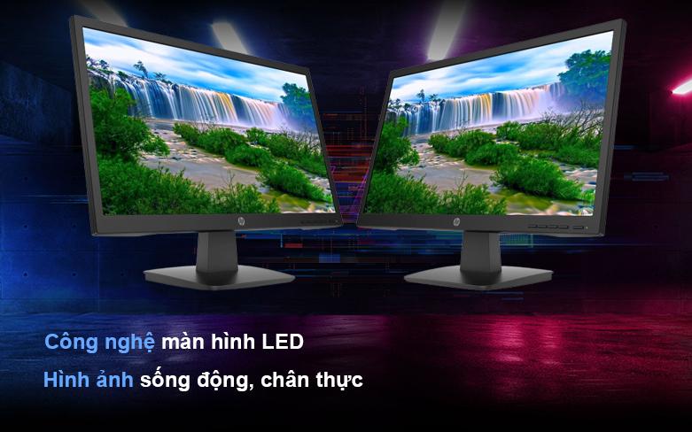 Màn hình LCD HP 21.5