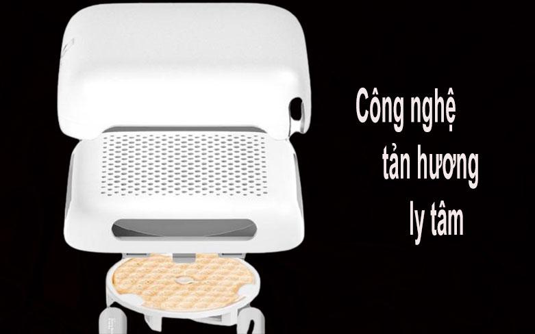 Máy đuổi muỗi Xiaomi ZMI Mosquito Repellent (Hanging) YP3007556 | Công nghệ tản hương ly tâm