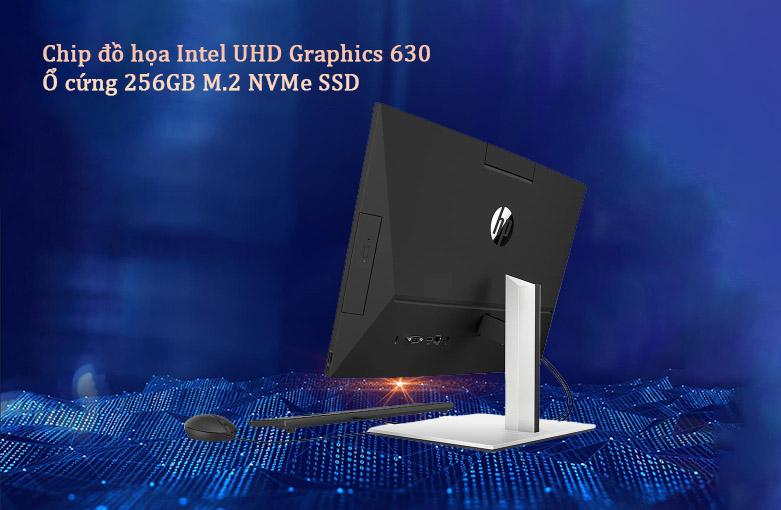 PC HP AIO ProOne 400 G6 (231F0PA) | Chip đồ họa hiện đại