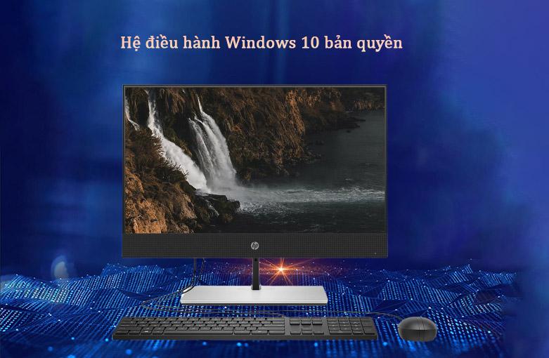 PC HP AIO ProOne 400 G6 (231F0PA) | Hệ điều hành bản quyền