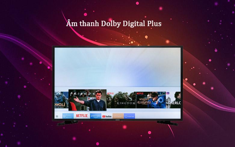 Smart Tivi Samsung 32 inch UA32T4300AKXXV | Công nghệ âm thanh sống động