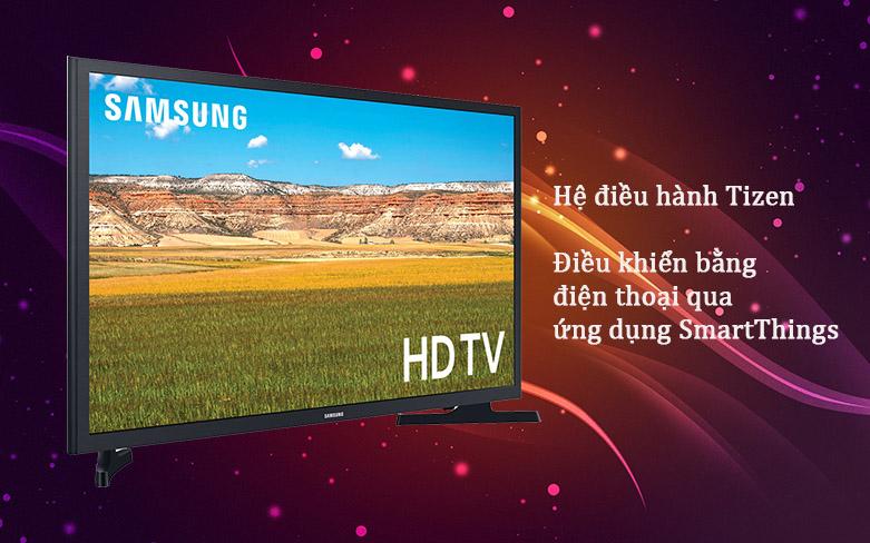 Smart Tivi Samsung 32 inch UA32T4300AKXXV | Hệ điều hành thông minh