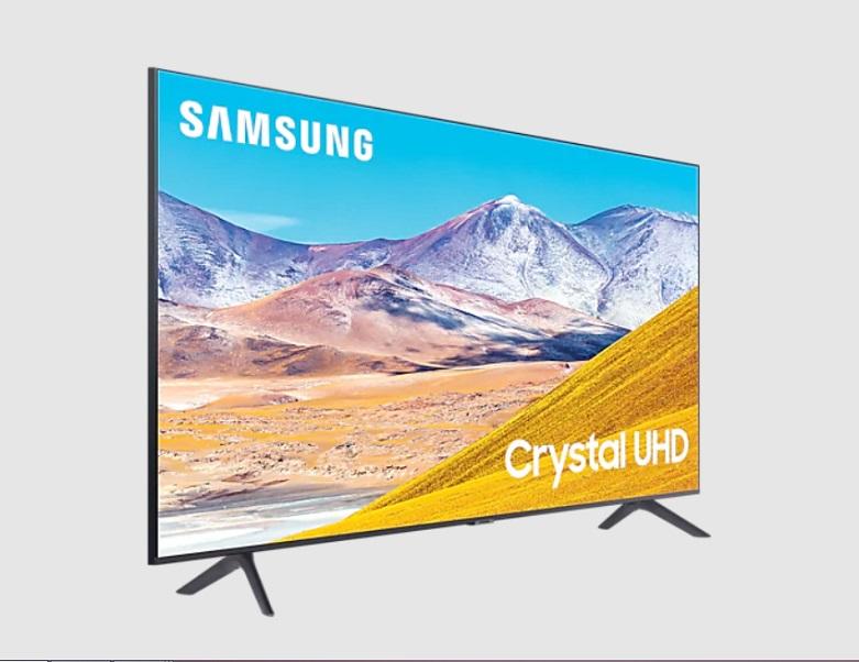 Smart Tivi Samsung 4K 43 inch UA43TU8100KXXV | Công nghệ hình ảnh và âm thanh hiện đại