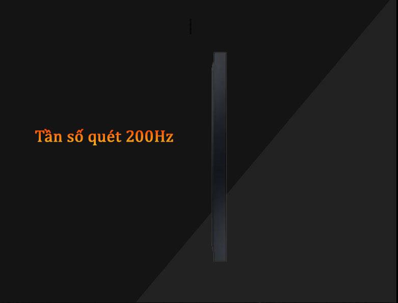 Smart Tivi Ngoài Trời The Terrace QLED Samsung 4K 65 inch QA65LST7T | Tần số quét 200Hz